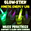 Thumbnail: Glow-Stick Kinetic Energy- CER and NGSS Practices