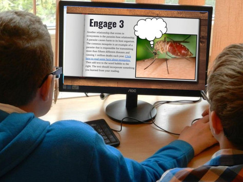 100+ Digital Bell-Ringers & Activities for Biology and Life Science (FREE SAMPLE)