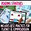 Thumbnail: Digital and Print Short A CVC Emergent Readers