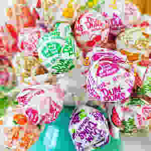 Reward good behavior in class with a lollipop tree