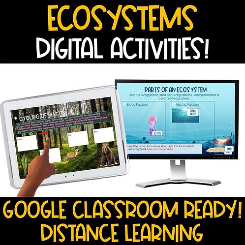 Digital Ecosystems Unit Google Activities