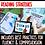 Thumbnail: Short E CVC Emergent Readers and Activities