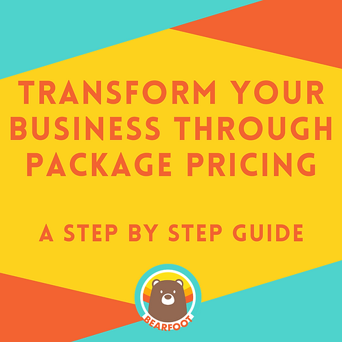 Step by Step Guide to Package Pricing