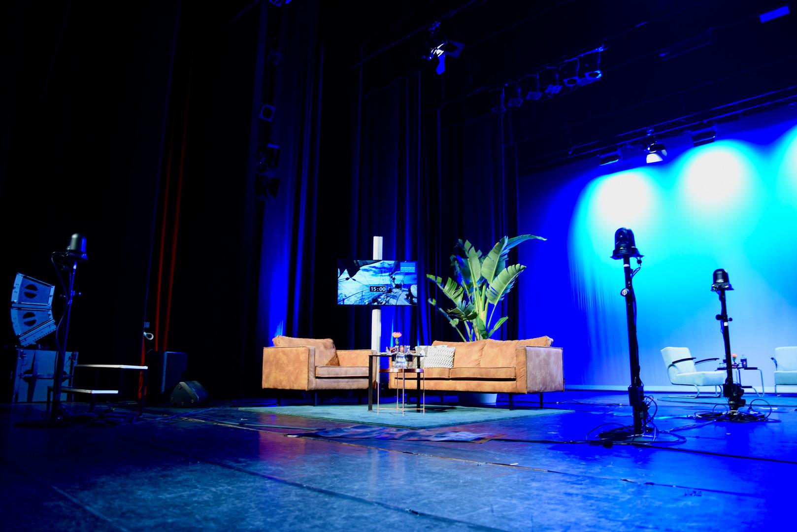 Livestream Studio Hilversum