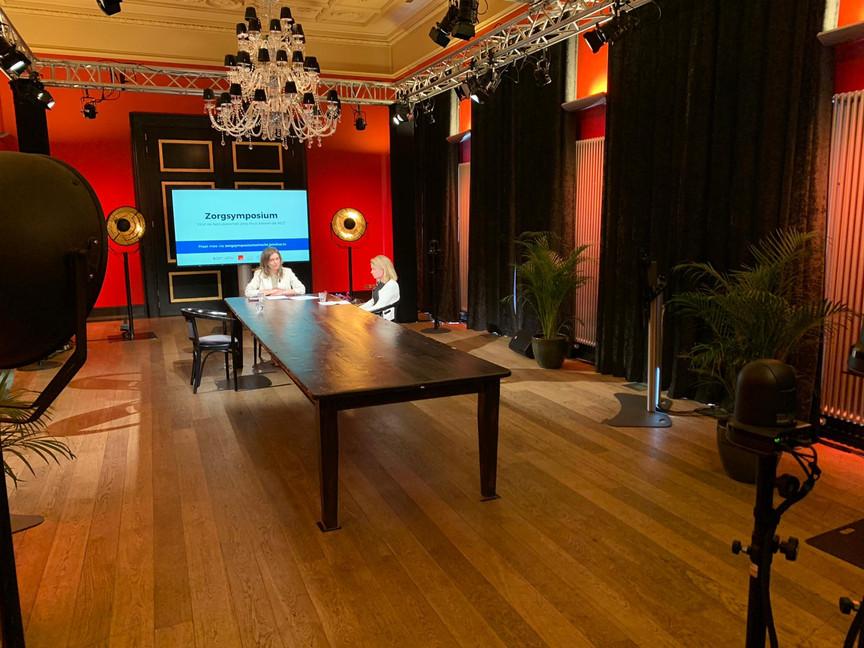 Livestream Studio Utrecht