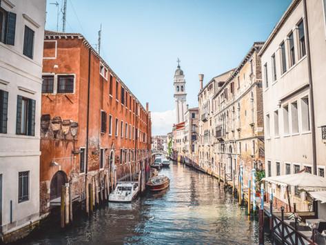 Goda nyheter: Italien inför permanent förbud för stora fartyg att ta sig in till Venedig