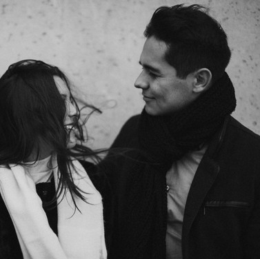 MELISSA + JOHAN