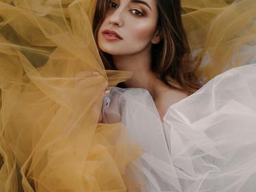 Noelia   TUL   Fashion editorial for Horizont Magazine