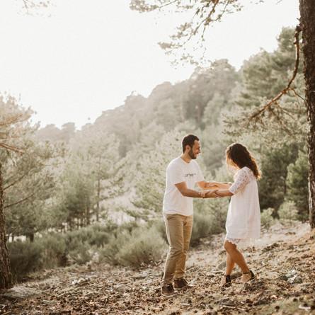 Nerea & Javier | Preboda en la Sierra de Guadarrama