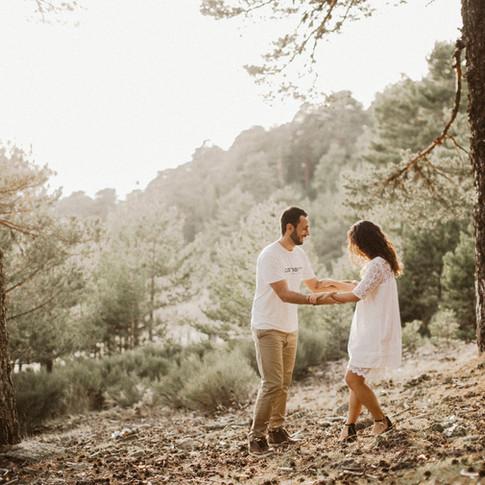 Nerea & Javier   Preboda en la Sierra de Guadarrama