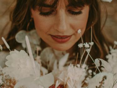Maria | Bridal Editorial in the Arboretum