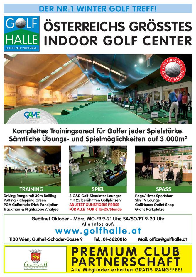 Indoor Training Kooperation für Schönborn Mitglieder