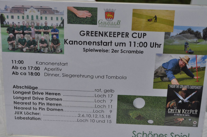 Greenkeeper Cup
