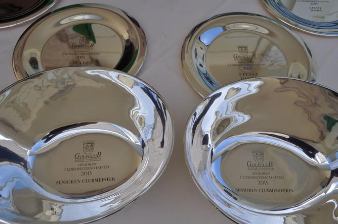 Senioren Clubmeisterschaften - 26. & 27.8.