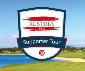 Austria 2022 Supporter Tour - Ryder Cup nach Österreich