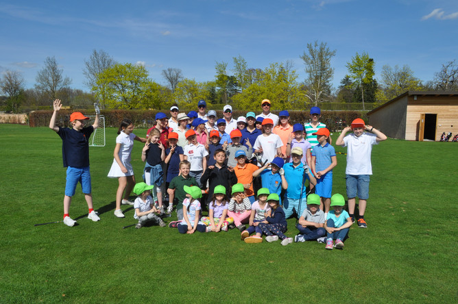 Bei schönem Wetter und sommerlichen Temperaturen starteten wir heute ins Jugendtraining!