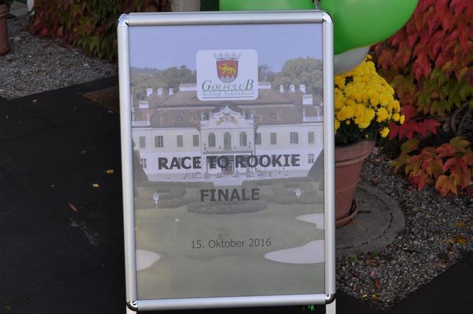 Race to Rookie Finale