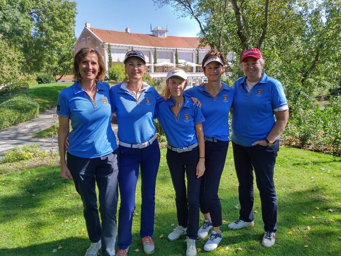 Wir gratulieren unseren Seniorinnen zum 3. Platz bei den NÖ Landes Mannschaftsmeisterschaften im Col
