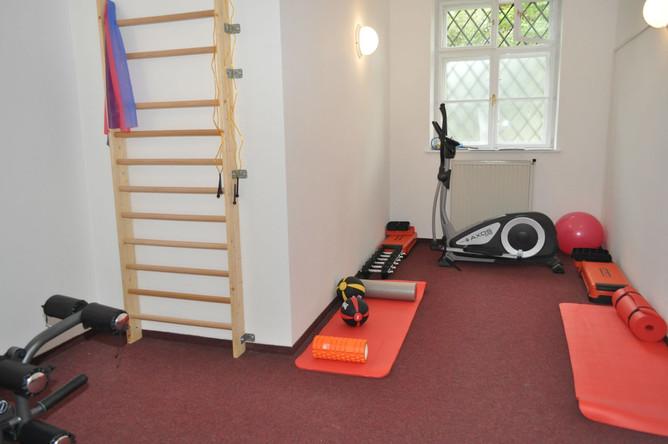 Neu - Aufwärm/Fitnessraum in Schönborn