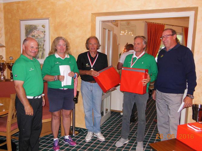 Alexandra Hardegg gewinnt 3. Austrian Seniors Tour