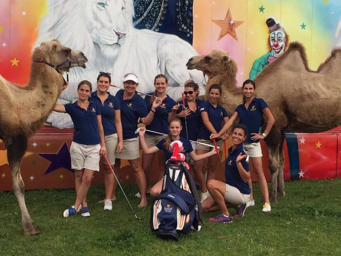Österr. Mannschaftsmeisterschaften 2016: Damen gewinnen Division 3A und Herren 2ter in Divison 2B