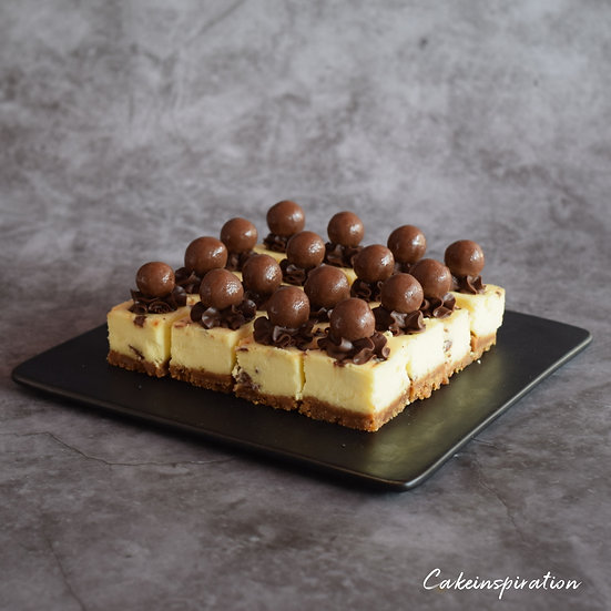Maltesers Chocolate Cheese Canapes in a BOX
