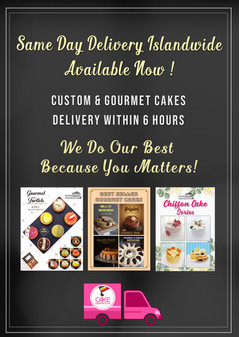 Same Day Delivery ! Available NOW !