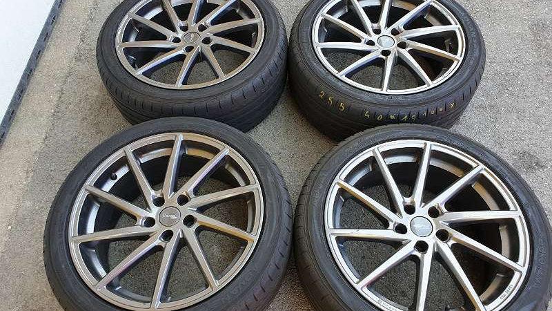 Mercedes Benz S-Klasse, Audi A6 4G, A8, VW Phaethon Brock Wheels Alufelgen mit F