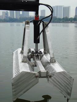 Hydraulic Clamp shell