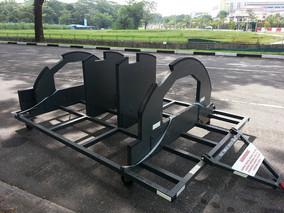 Upper Fan Cowl Trolley