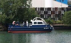 Centurion 40 Mooring Boat
