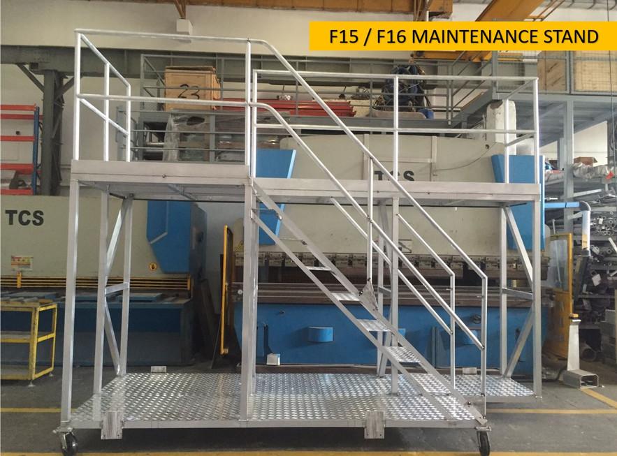 F15-F16 Maintenance Stand