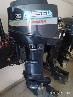 Yanmar Diesel D36