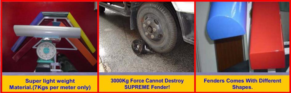 PU Foam Fender
