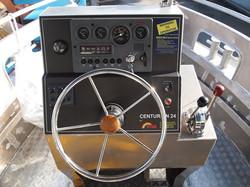 Helmsman Console