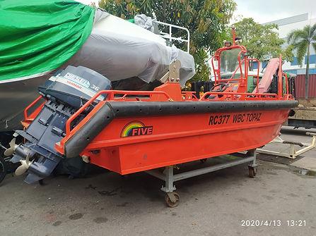 Centurion 20 Workboat