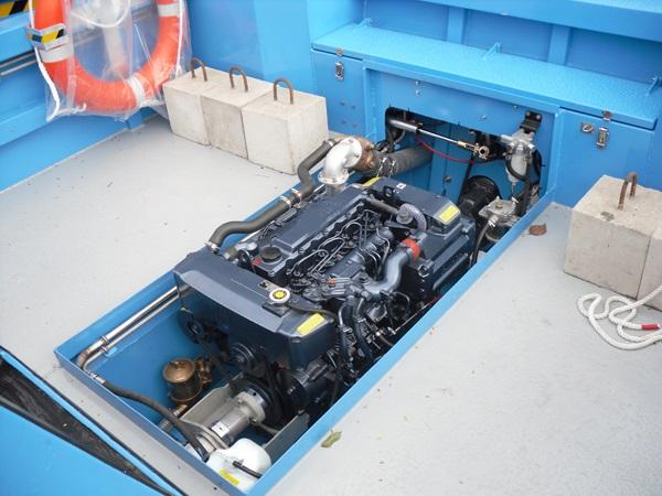 Isuzu Diesel Engine