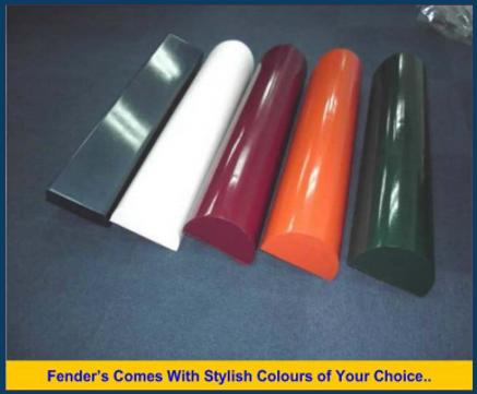 supreme foam fender, lightweight foam fender, boat fenders