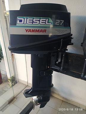 Yanmar Diesel D27