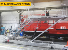 B1 Maintenance Stand
