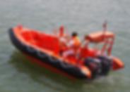 aluminium boats, rescue boats