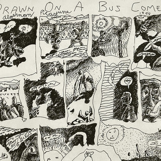 Drawn From a Bus Comet