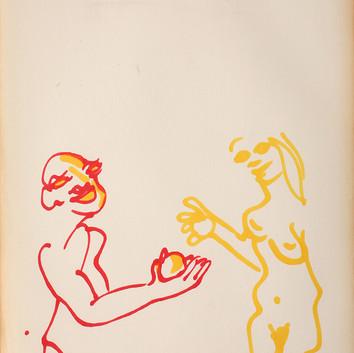 Early animation image