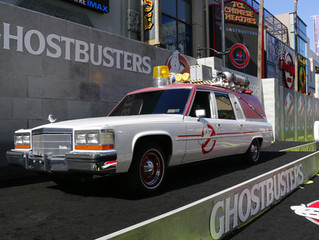 What do Ghostbusters have to do with writing your book?