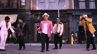 Mark Ronson - Uptown Funk ft. Bruno Mars (Video WITHOUT MUSIC)