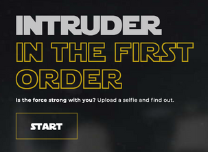 Intruder in the First order