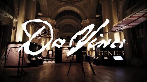 Da Vinci The Genius (Spot TV)