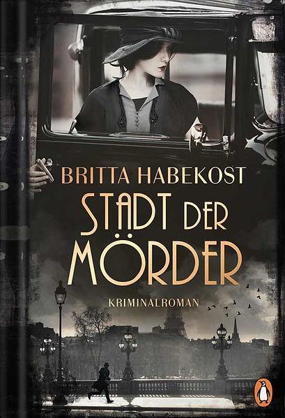 Roman Britta Habekost Stadt der Moerder