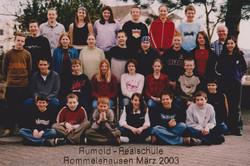 Realschulzeit 2000-2006