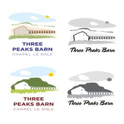 Thre Peaks Logo Design_Page